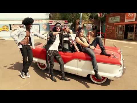 Daniel Baron - Heartbreak City (Official Music Video)