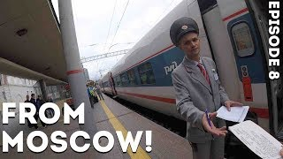 Ep8 - From Moscow! #5countries1month