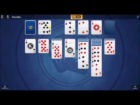 Microsoft Solitaire Collection - Klondike July 5 2016