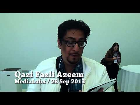 Medialabx Presentation 28Sep - fazli azeem