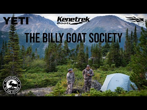 The Billy Goat Society: A Mountain Hunt