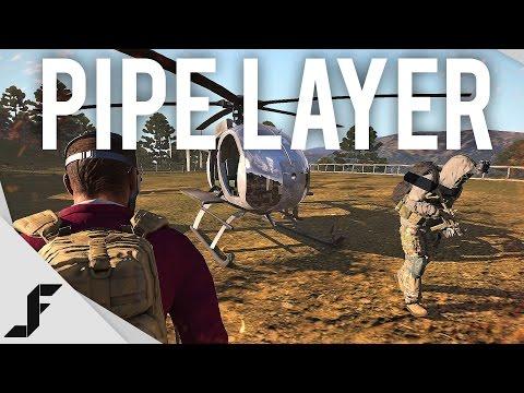 PIPE LAYER - ARMA 3 Life
