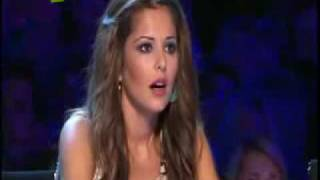 The Xtra Factor 2009 Episode 2 Steve Erection during audition!!! HQ video