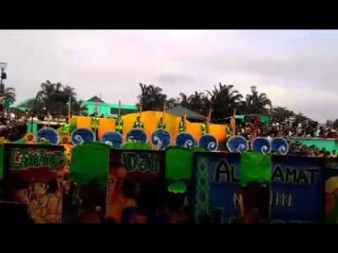 Daragang Magayon Festival 2016 Legend Showdown -SunFlower Festival of Ligao City (CHAMPION)