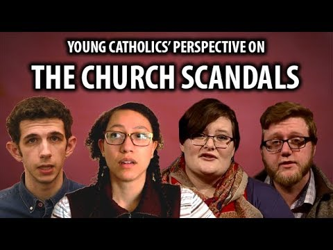 Young Catholics' Perspective on The Catholic Church Scandal.  Ft. The Crunch