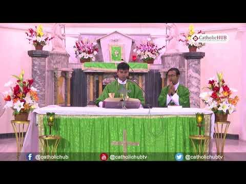 English Mass @ St Joseph's Cathedral, Gunfoundry, Hyd, Telangana, INDIA 07 09 17