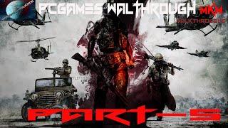 Battlefield:Bad Company 2 Gameplay Walkthrough Part-5(Crack the Sky)