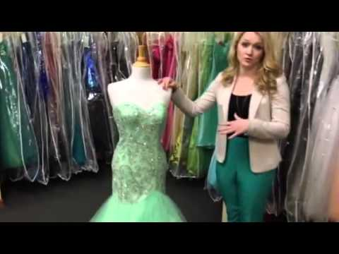 ded9cba4c3c7a The Henry's Bridal Boutique Prom Gown Picks!!! - YouTube