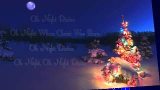 "DAVID PHELPS with, ""Oh Holy Night"", from his CD ""One Wintery Night."""
