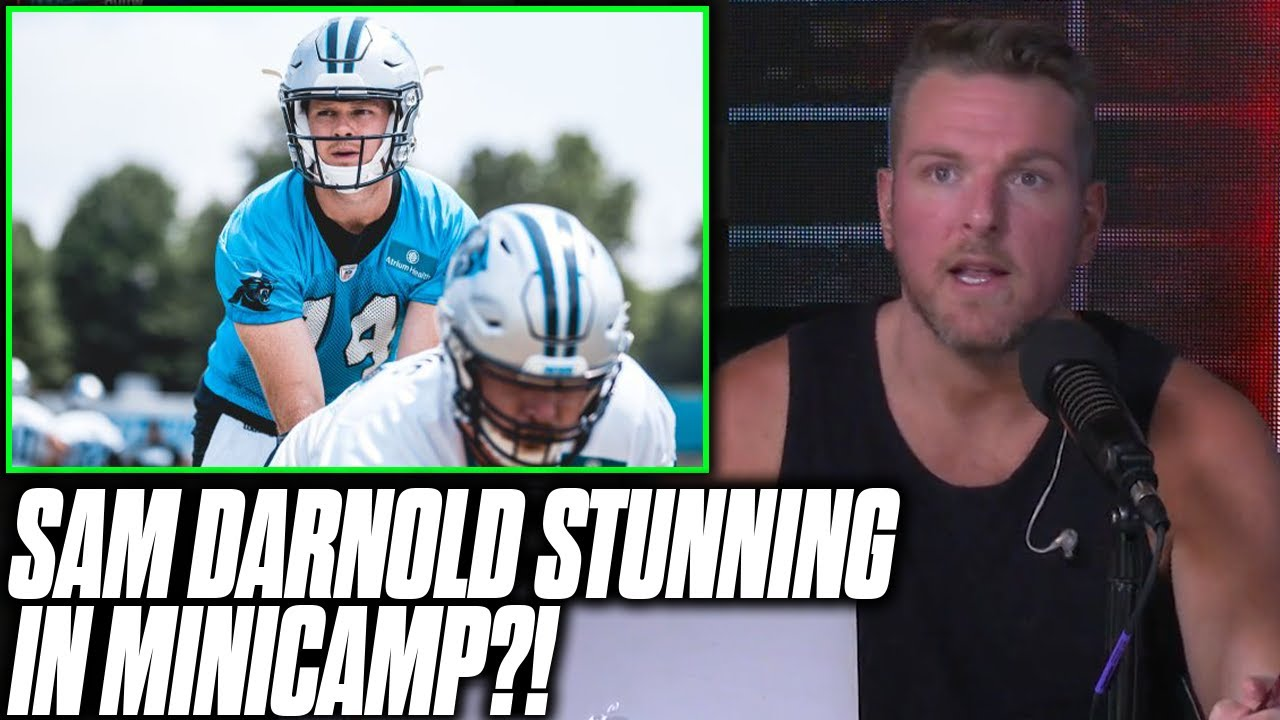 Sam Darnold Is Getting Glowing Reviews From Panthers Teammates