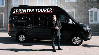 Поместятся все. Mercedes-Benz Sprinter Tourer | Наши тесты