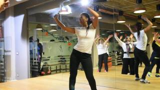 Zumba fitness with Karima Gaafar ( ?????? ????)