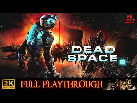 Dead Space 2   Full Game Longplay Walkthrough No Commentary【PC►Visually Enhanced】