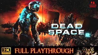 Dead Space 2 |PC►Visually Enhanced/60FPS| Full Longplay Gameplay Walkthrough No Commentary 1080P