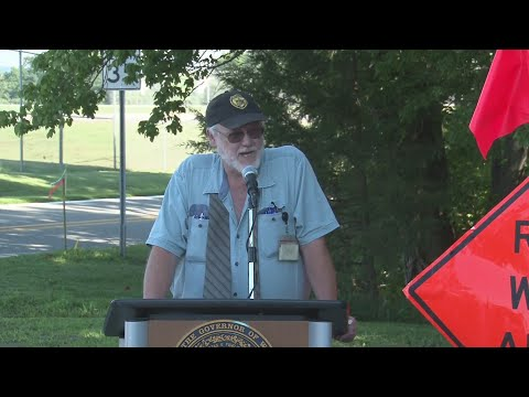 WV Gov. Justice And DOT Officials Announce Paving Projects For North Central WV