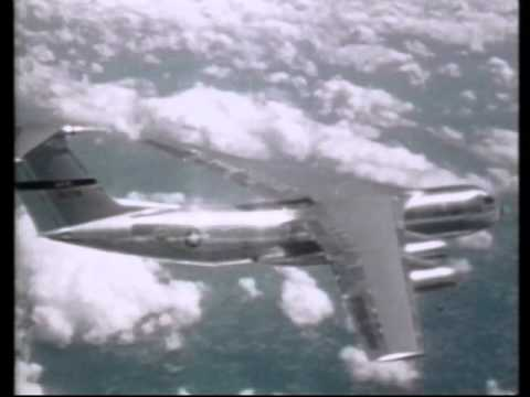 Boeing 377 and Lockheed c-141