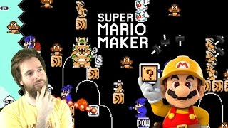 This is What Mario Maker is All About! // SUPER EXPERT NO SKIP [#07]