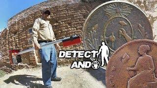 #Detectando Asombrosa y Antigua Hacienda Reliquias y Mucho $$$