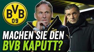 BVB: Watzke und Zorc - kann es so noch weitergehen?