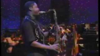Courtney Pine and Gary Wilmot - Old Man River