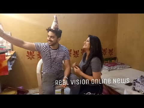 Adiza/Avneil /Aditi-Zain Imam birthday gifts segment part 1 naamkaran with Real Vision online News thumbnail