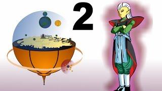 Reinos y Jerarquías - Los Ma-kaio, ¿Nuevos enemigos?  - Dragon Ball Super