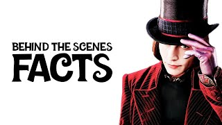 Willy Wonka The Chocolate Factory Making Of Stories