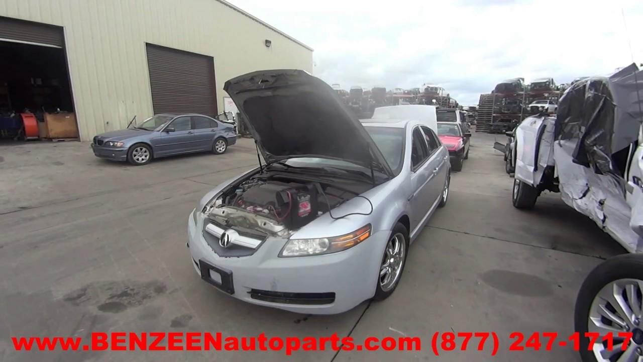 Acura TL Parts For Sale Year Warranty YouTube - 2004 acura tl parts