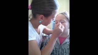 Как сделать крутой макияж в школу и погулять