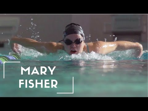 Meet Our Paralympians: Mary Fisher