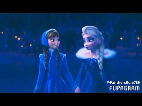 Olafs Frozen Adventure - When We're Together (Full Screen)
