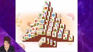 Rosie Rayne plays Christmas Mahjong PLUS - Christmas Tree