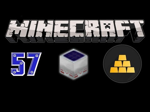 Minecraft - The Perfectly Complex Pack - Episode 57 - 64 Solar Cells and Some Trees.