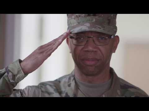 Birmingham Police Chief Roper featured in video about United States Army Reserve leaders