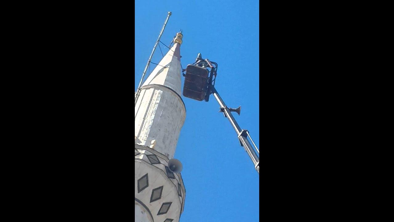Calgın Vinç Cami Boyama Işleri Kadir çalgın Youtube