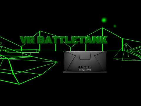 VR Battletank Oculus rift ITA