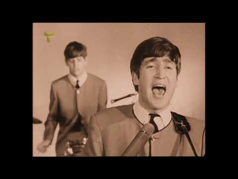 Клип The Beatles - Sie liebt Dich