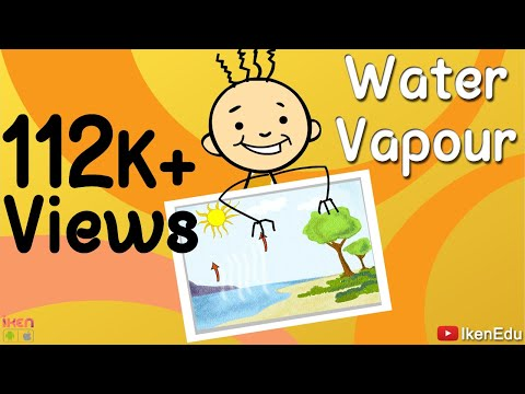 Water Vapour - YouTube