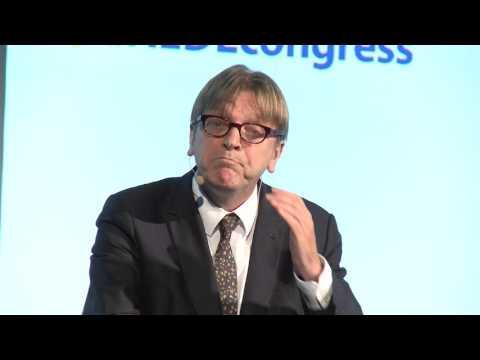 Guy Verhofstadt speech ALDE Party Congress Budapest
