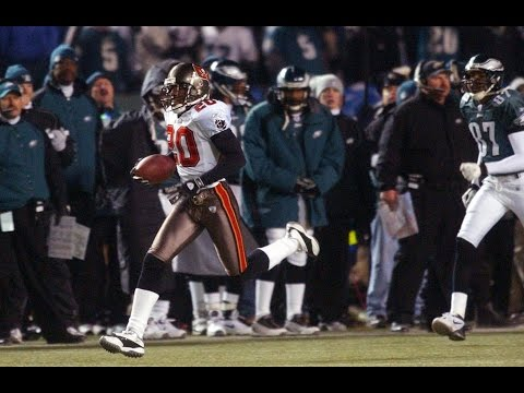 "Ronde Barber Highlights | ""Canton Bound"""