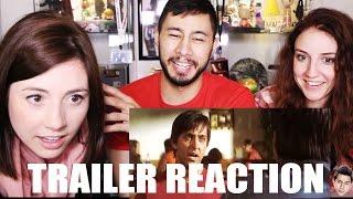 LAKSHYA trailer reaction | Jaby, Hope & Rachel!