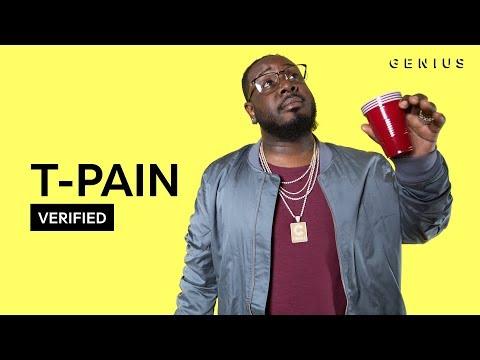 """T-Pain """"Textin"""