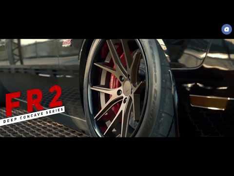 Dodge Challenger 392 Torontos 392 Ferrada Wheels FR2   AudioCityUSA