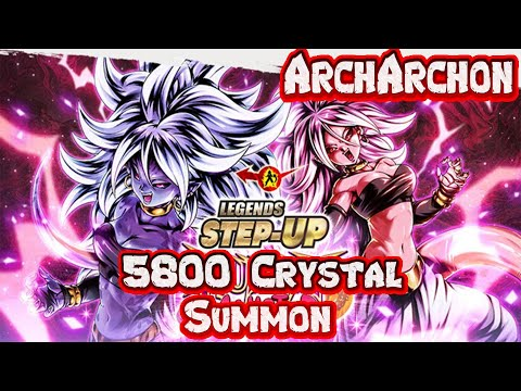 Absolute Luck For Hungry Monster Step Up Banner Dragon Ball Legends