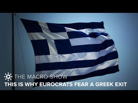This is Why Eurocrats Fear a Greek Exit