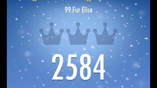 Piano Tiles 2 Fur Elise Beethoven High Score 2584 - Piano Tiles 2 Premium Song 99 Fur Elise Piano