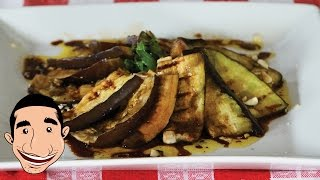 How To Make Healthy Italian Grilled Eggplant (aubergine) | Grilled Eggplant Recipe