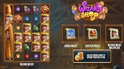 Wizard Shop Online Slot from Push Gaming