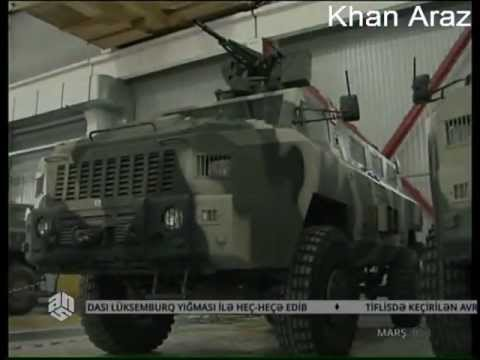 Matador and Marauder MRAP - Made in Azerbaijan