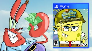 Activision Possibly Lost SpongeBob License, BfBB HD/Sequel Status, & THQNordic